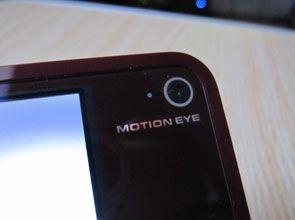 Sony Vaio P webcam