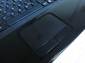 Sony Vaio VPCEC1Z1E touchpad