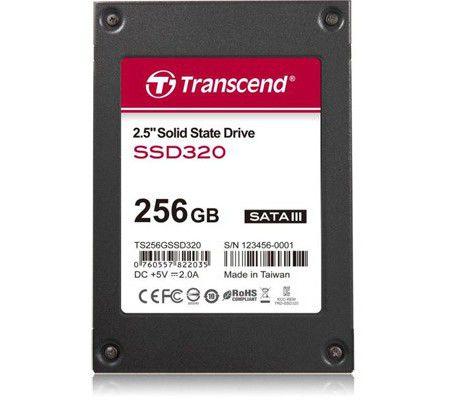 "Transcend 256 Go SSD 2,5"" SSD320"