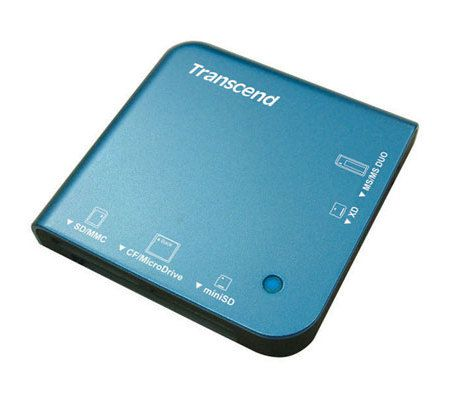 Transcend Multi-Card Reader M2