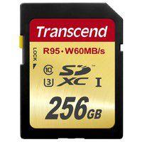 Transcend Ultimate SDXC 256 Go