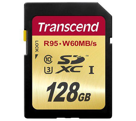 Transcend Ultimate SDXC 128 Go