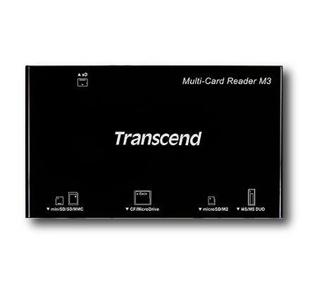 Transcend Multi-Card Reader M3