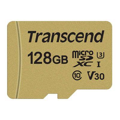 Transcend microSDXC/SDHC 500S 128 Go: une bonne carte microSD