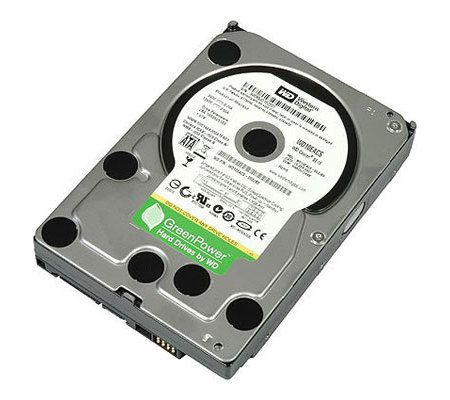 Western Digital Caviar Green 2 To