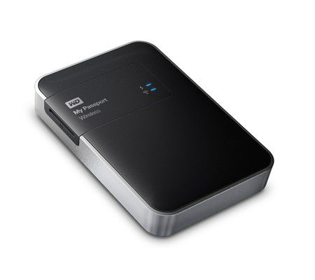 Western Digital My Passport Wireless 500 Go