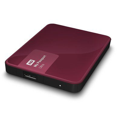Western Digital My Passport Ultra 1 To : compact et rapide
