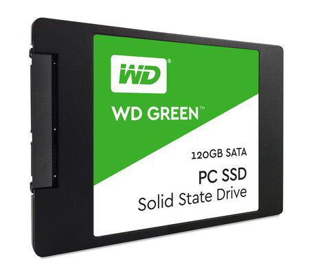 Western Digital Green 120 Go