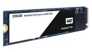 CES 2017 – Western Digital Black PCIe, un SSD NVMe de milieu de gamme