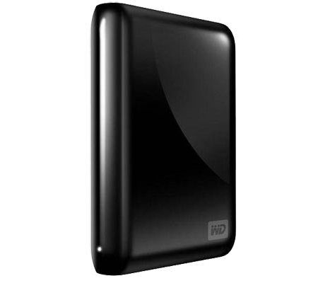 Western Digital My Passport Essential SE 750 Go