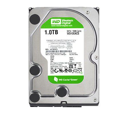 Western Digital Caviar Green 16 Mo 1 To
