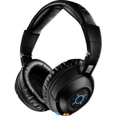 Sennheiser MM 550-X Travel, casque à réduction de bruit active sans fil