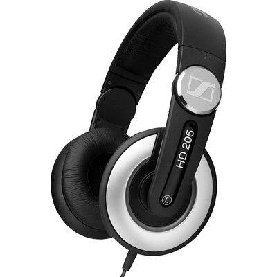 HD 205 II, le casque DJ d'entrée de gamme par Sennheiser