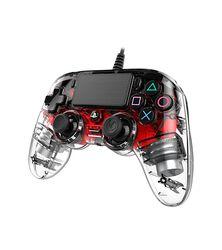Nacon Illuminated Compact Controller: une manette PS4 transparente et lumineuse