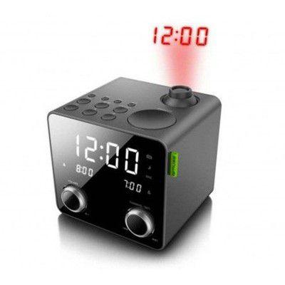 Muse M-189 P: un réveil à projecteur lumineux qui manque de souplesse