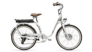Peugeot eLC01 Legend: un VAE qui se la joue vintage