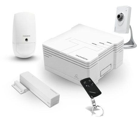 Thomson Pack Thombox Sécurité et caméra