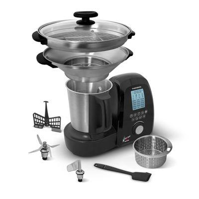 Robot-cuiseur Thomson Geni Mix Pro Connect: n'est pas Thermomix qui veut