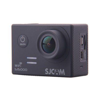 SJCAM SJ5000+: accessoires, écran intégré, Wi-Fi et petit prix