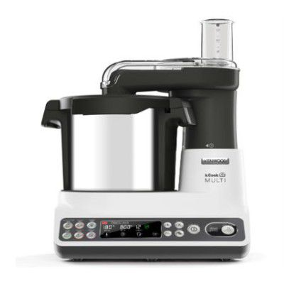 Kenwood kCook Multi: le robot qui cuit et coupe en même temps