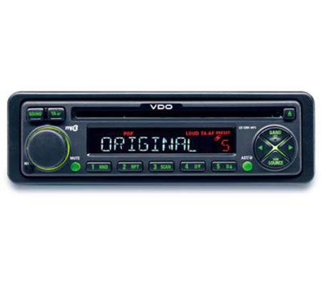 VDO CD 5304 MP3 (et CD 5304 MP3X)