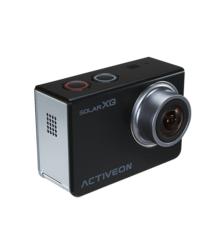 Activeon Solar XG: une action-cam avec station de charge solaire