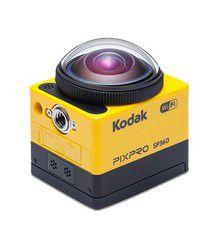 Kodak SP360, l'actioncam à 360° qui va ringardiser la GoPro