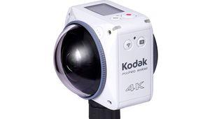 La caméra Kodak 4KVR360 est enfin disponible en France