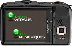 Kodak Z950 test review
