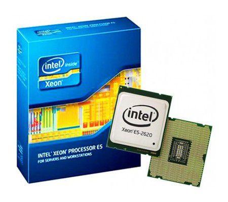 Fujitsu Xeon E5-2620