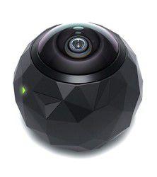Fly 360Fly, une petite boule à facettes qui filme à 360°... hémisphériques