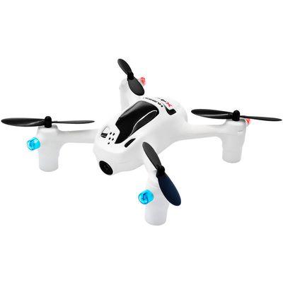 Hubsan FPV X4 Plus (H107D+): un mini-drone pour débutants débrouillards