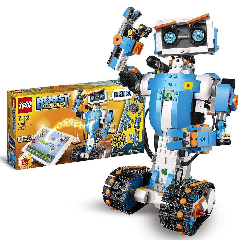 Lego Boost : la robotique ludique pour les plus jeunes