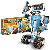 Lego Boost - Mes premières constructions (17101)
