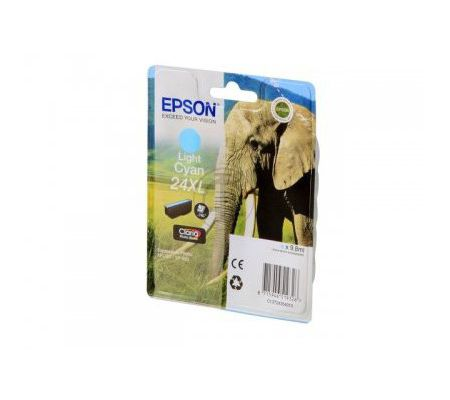Epson Cyan clair T2435