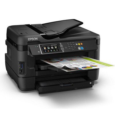 Epson WorkForce WF-7620DTWF, nouvelle tête d'impression