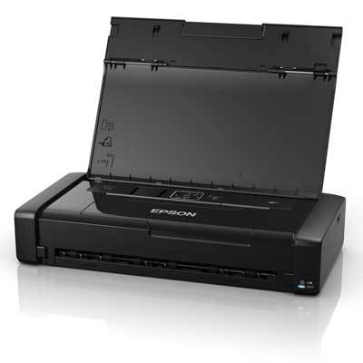 Epson WorkForce WF-100W, l'imprimante A4 portable