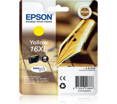 """Epson Cartouche """"Stylo à plume"""" - Encre Durabrite J (XL)"""