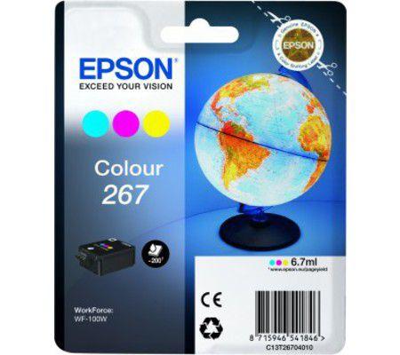 Epson Monobloc Globe 267 Durabrite Ultra couleur