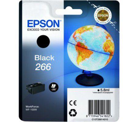 Epson Cartouche Globe 266 Durabrite ultra noir