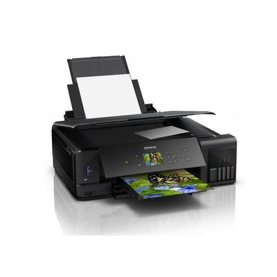 Imprimante Epson ET-7750: quand l'EcoTank passe à l'A3 et pense à la photo
