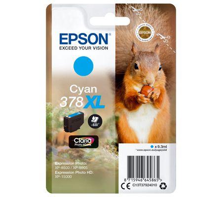Epson 378XL - Cyan