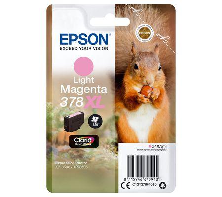 Epson 378XL - Magenta Clair