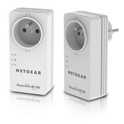 Netgear XAVB5401, du CPL 500 Mbps bon marché