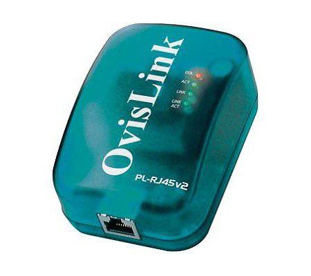 OvisLink PL-RJ45v2