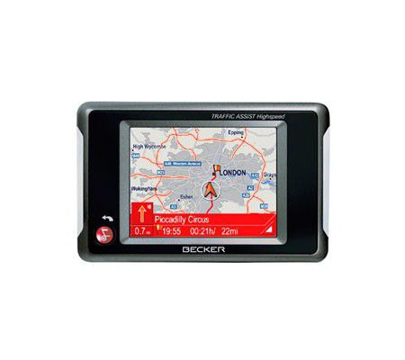 Becker Traffic Assist Pro 7916