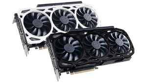 Evga GeForce GTX 1080 Ti FTW3 Elite: à fond sur la GDDR5X