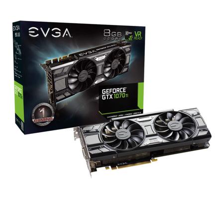 eVGA GeForce GTX 1070 Ti SC ACX3