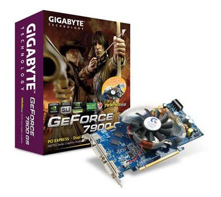 Gigabyte NX79G256DP-RH Zalman Turbo Force