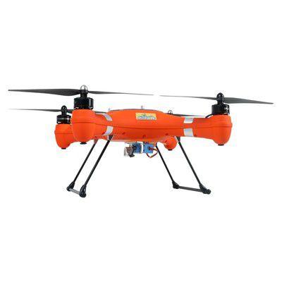 SwellPro Splash Drone: Un drone étanche et tout-terrain